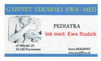 GABINET LEKARSKI EWA-MED