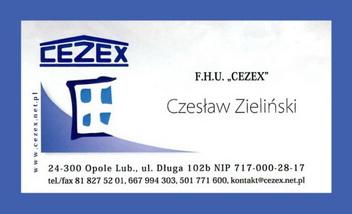 CEZEX Czesław Zieliński