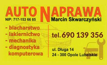 AUTO NAPRAWA Opole Lubelskie