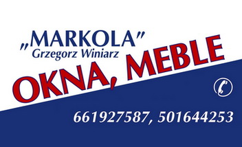 MARKOLA Grzegorz Winiarz Okna i Meble