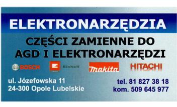 Elektronarzędzia Sklep-Serwis
