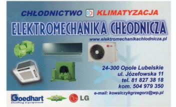 Elektromechanika Chłodnicza