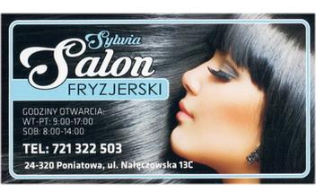Salon Fryzjerski SYLVIA