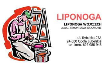 LIPONOGA Usługi Remontowo-Budowlane