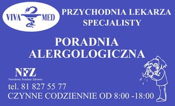 Alergolog Opole Lubelskie VIVAMED