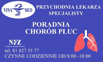 Pulmonolog Opole Lubelskie VIVAMED