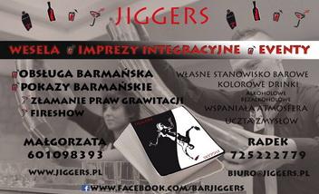 JIGGERS Kreatywna Agencja Barmańska