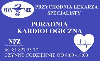 Kardiolog Opole Lubelskie VIVAMED