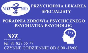 Psycholog Opole Lubelskie VIVAMED