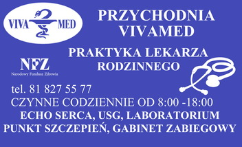 Lekarz Rodzinny Opole Lubelskie VIVAMED