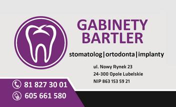 GABINETY BARTLER