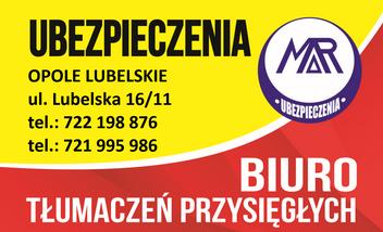 MiR UBEZPIECZENIA Opole Lubelskie