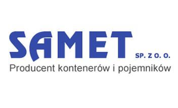 SAMET Kontenery i Pojemniki Stalowe