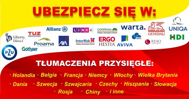 MiR UBEZPIECZENIA Opole Lubelskie - obrazek 1