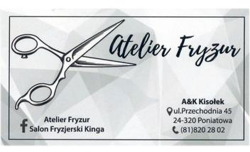 Atelier Fryzur Salon Fryzjerski