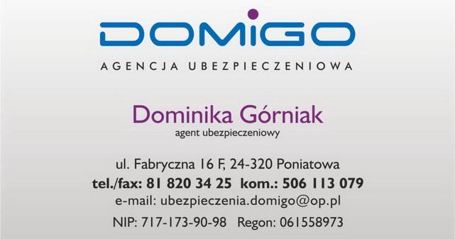 DOMIGO Agencja Ubezpieczeniowa - obrazek 3