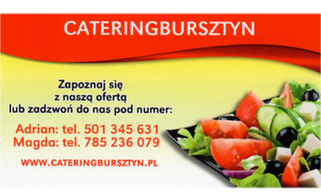 CATERING BURSZTYN