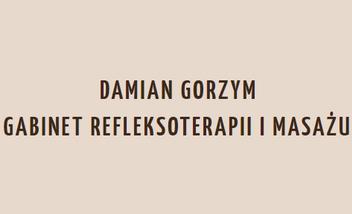 Gabinet Refleksoterapii Masażu Damian Gorzym