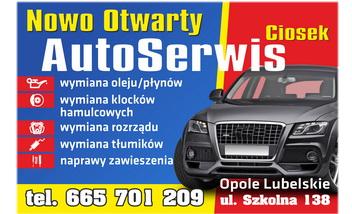 AUTO SERWIS CIOSEK