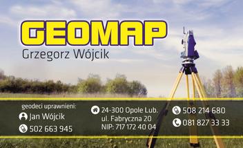 GEOMAP Grzegorz Wójcik
