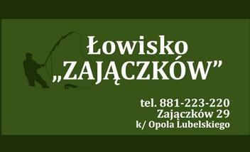 """Łowisko """"Zajączków"""""""
