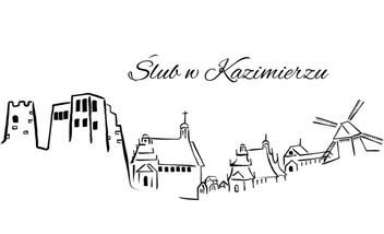 Ślub w Kazimierzu Agnieszka Skrzyńska – Michalczewska