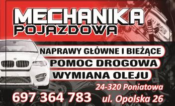 Mechanika Pojazdowa Emil Radziejewski
