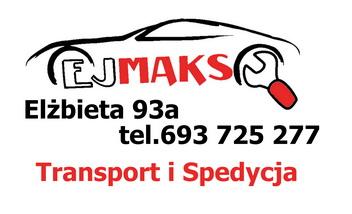 EJMAKS Transport i Spedycja