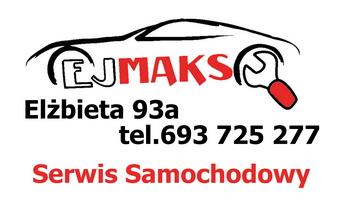 EJMAKS Serwis Samochodowy Szuka pracownika na stanowisko Mechanik