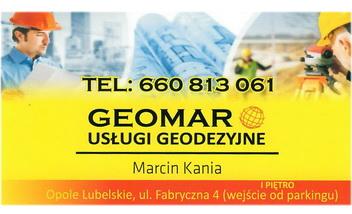 GEOMAR Usługi Geodezyjne