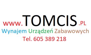 TOMCIS.pl Wynajem Urządzeń Zabawowych