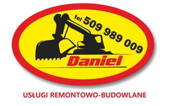Daniel- USŁUGI REMONTOWO-BUDOWLANE