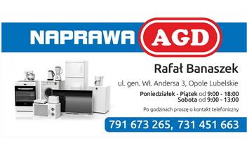NAPRAWA AGD Rafał Banaszek