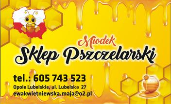 MIODEK Sklep Pszczelarski