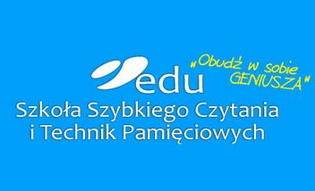 EDU Szkoła Szybkiego Czytania i Technik Pamięciowych