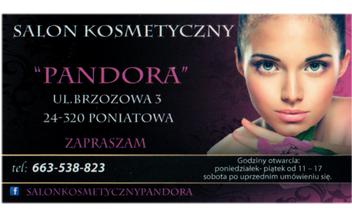 Salon Kosmetyczny PANDORA