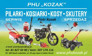 PILARKI-KOSIARKI-KOSY Piotr Kozak