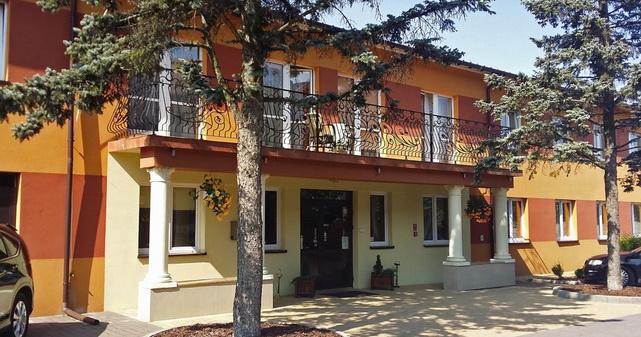 ZACISZE Hotel w Opolu Lubelskim - obrazek 1