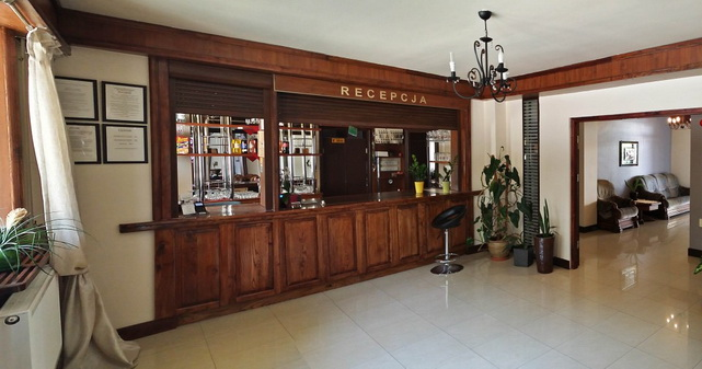 ZACISZE Hotel w Opolu Lubelskim - obrazek 2