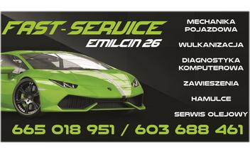 FAST-SERVICE  Emilcin