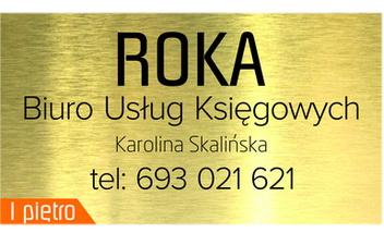 ROKA Biuro Usług Księgowych Karolina Skalińska