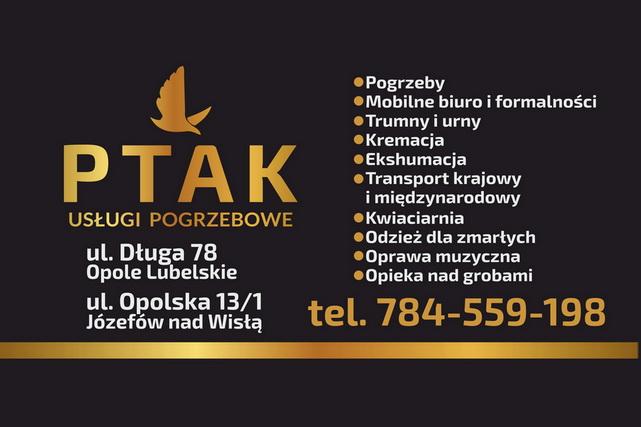 PTAK Usługi Pogrzebowe - obrazek 2