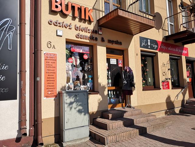 Butik Odzież-bielizna Opole Lubelskie - obrazek 2