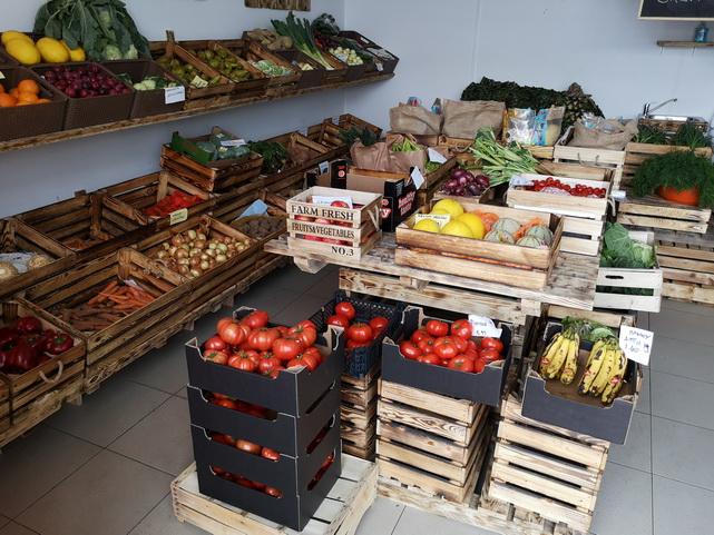 Owoce i Warzywa GREEN GROCER - obrazek 3
