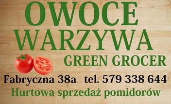 Owoce i Warzywa GREEN GROCER