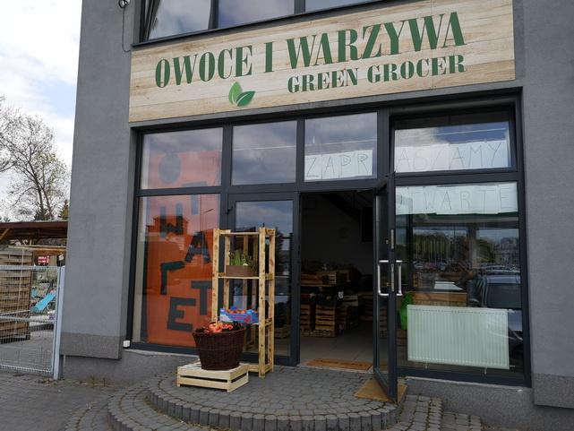 Owoce i Warzywa GREEN GROCER - obrazek 1
