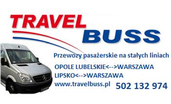 TRAVELBUSS Przewozy pasażerskie Wynajem busów