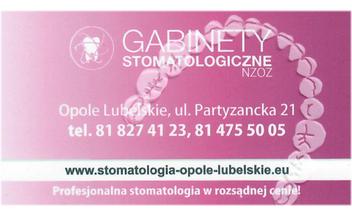 Gabinety Stomatologiczne NZOZ