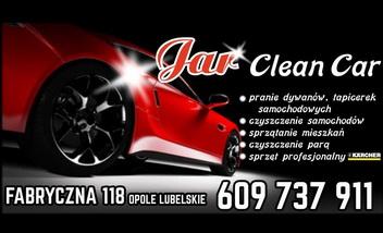 Jar Clean Car Firma Sprzątająca