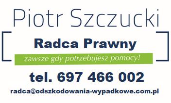 KANCELARIA RADCY PRAWNEGO PIOTR SZCZUCKI